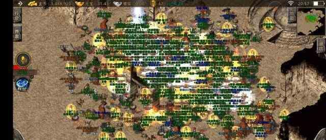复古传奇中1.80英雄合击英雄相伴闯荡天下