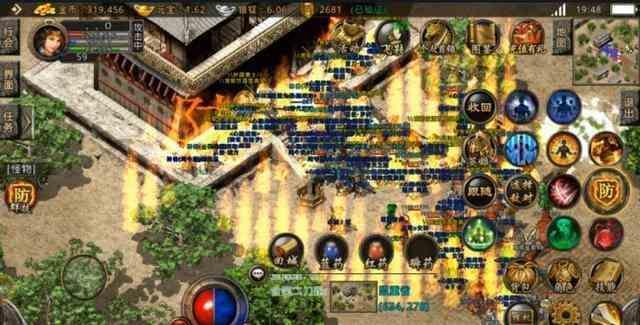 暗黑传奇版本中游戏自来也这样的怪物怎么处理?