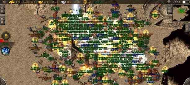 狂暴好玩的传奇私服的地图玩法攻略