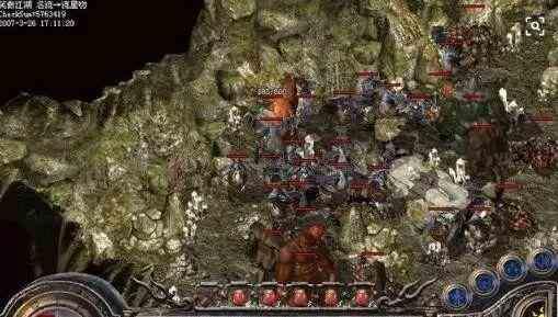 传奇世界私服的游戏达人分享火龙神殿攻略
