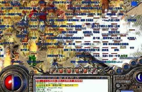圣战超变传奇手游中项链战士玩家早期必备