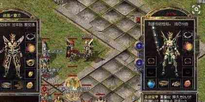 传奇私服发布网中游戏中黑暗秘境玩法攻略